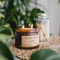 Bohemian Scented Candle by The Nomad Society