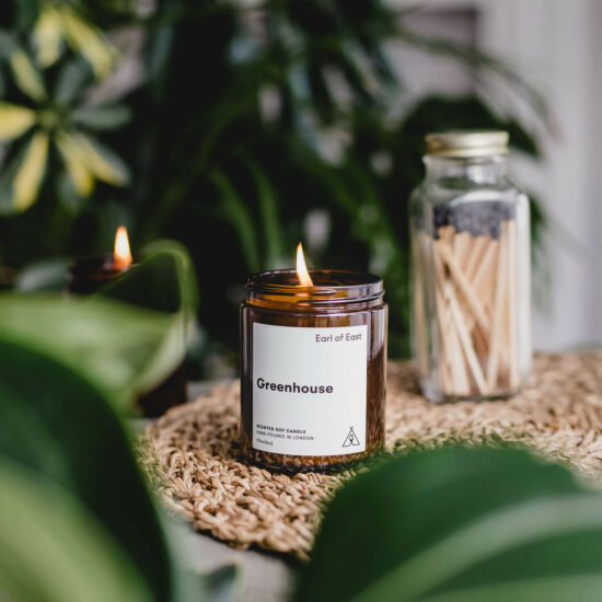 Greenhouse Scented Candle by Earl of East