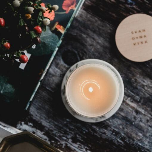 SNÖ (Snow) Candle by Skandinavisk