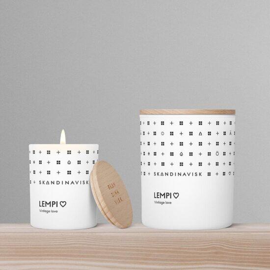 LEMPI (Love) Scented Candle by Skandinavisk