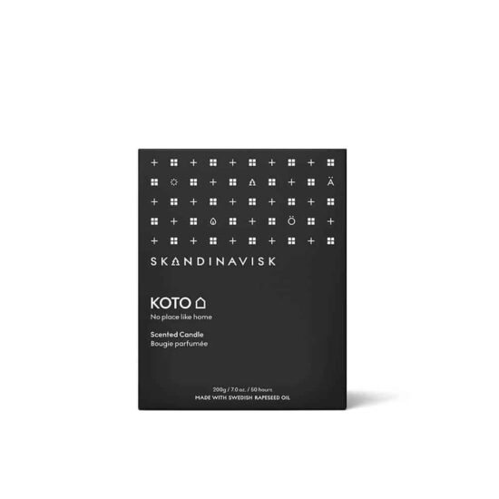 KOTO (Home) Scented Candle by Skandinavisk