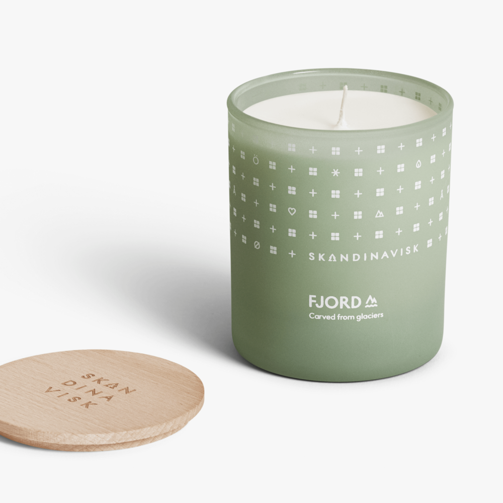 FJORD Scented Candle by Skandinavisk