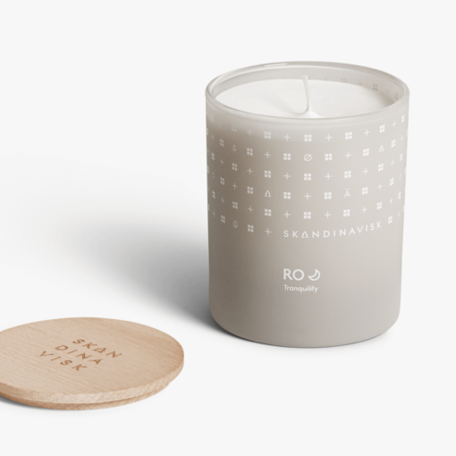 RO (Tranquility) Scented Candle by Skandinavisk
