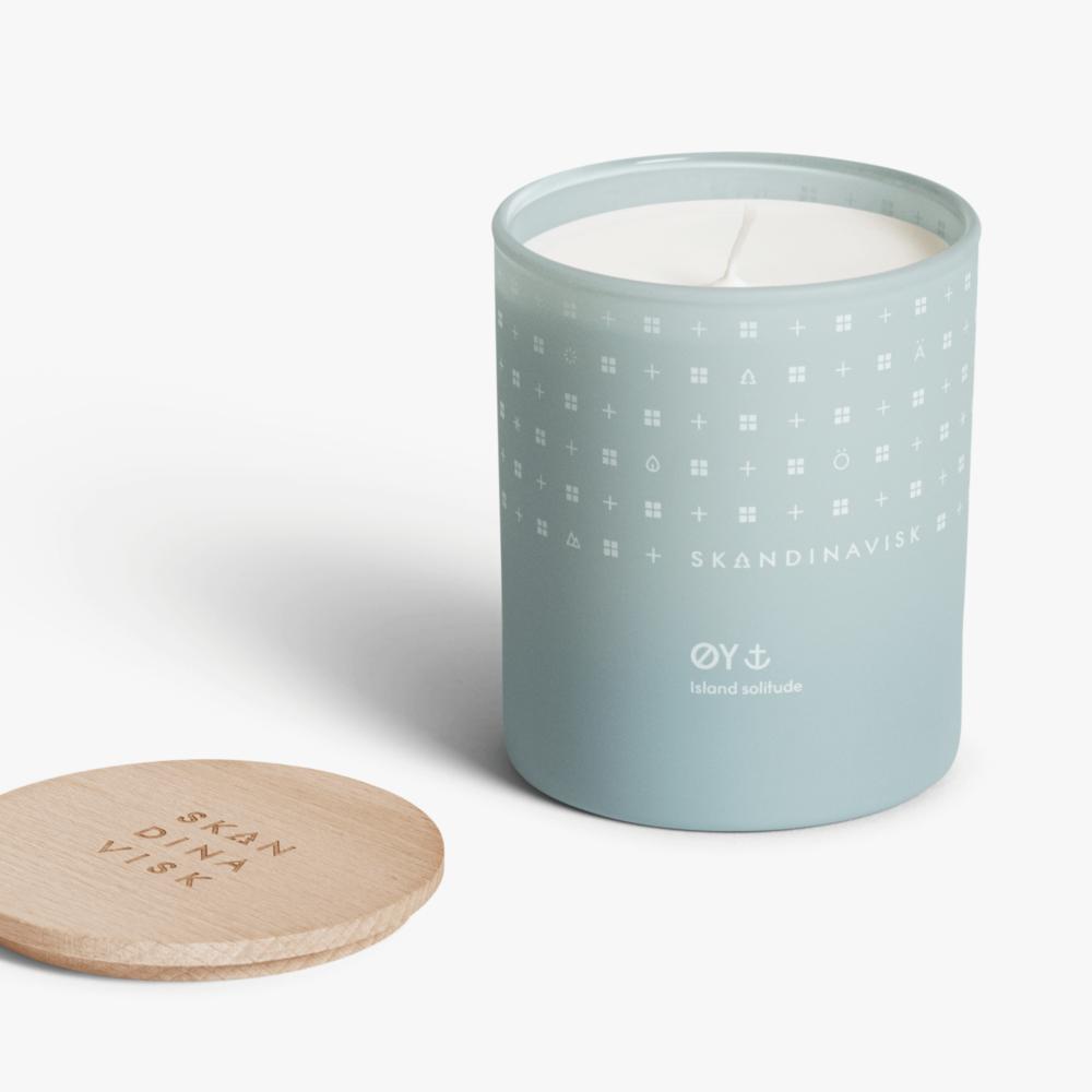 ØY (Island) Candle by Skandinavisk
