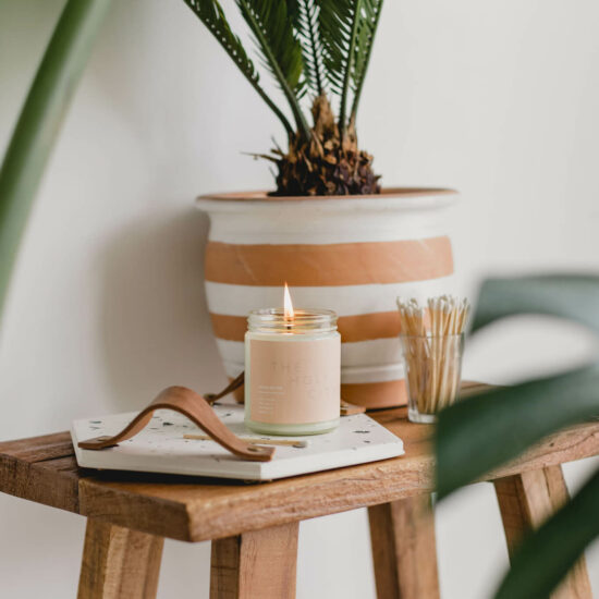 Charleston Candle by 42Pressed