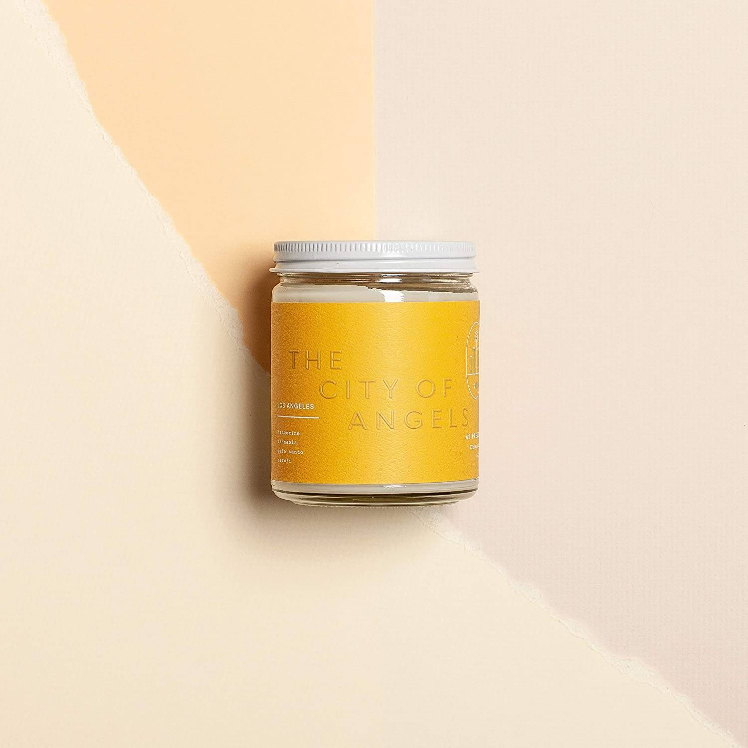 Los Angeles Scented Candle by 42Pressed