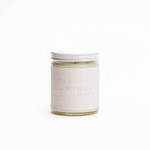 Chicago Scented Candle by 42Pressed
