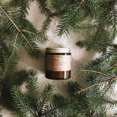 No.05 Spruce Scented Candle by P.F. Candle Co.