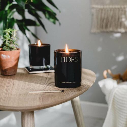 Tides Scented Candle by Evermore