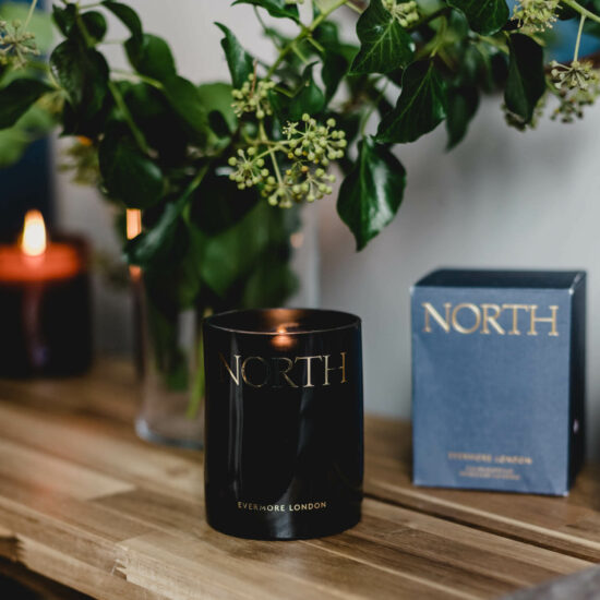 North Scented Candle by Evermore