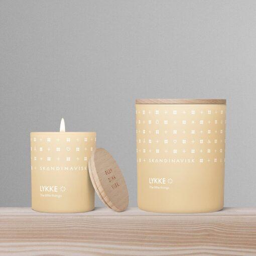 LYKKE Scented Candle by Skandinavisk