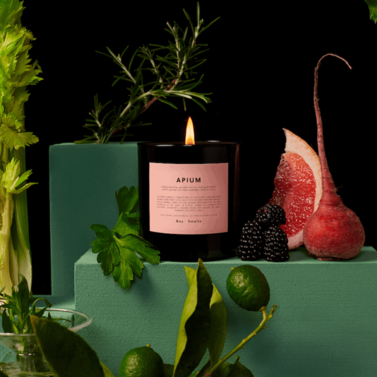 Apium Scented Candle by Boy Smells