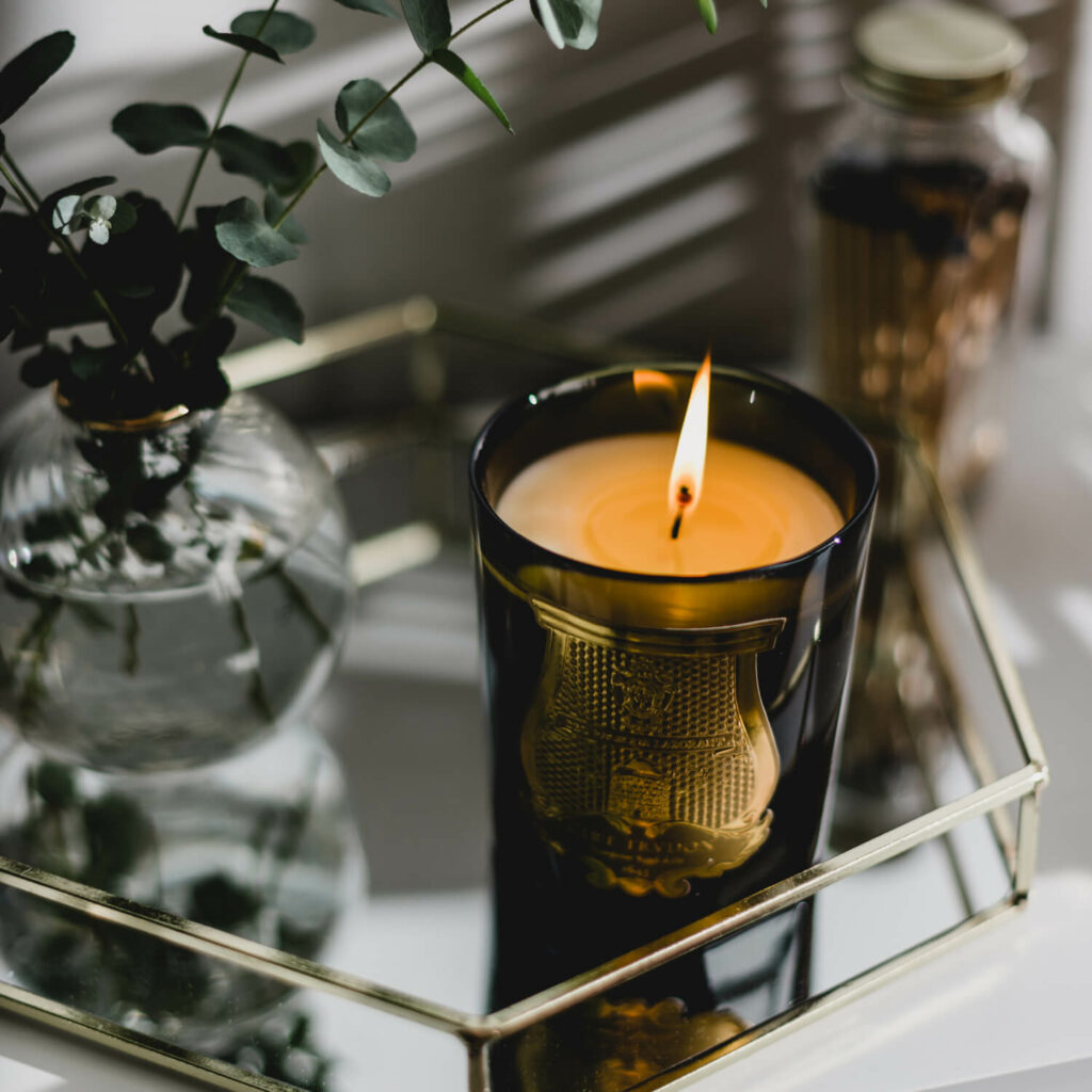 Carmélite Scented Candle by Cire Trudon