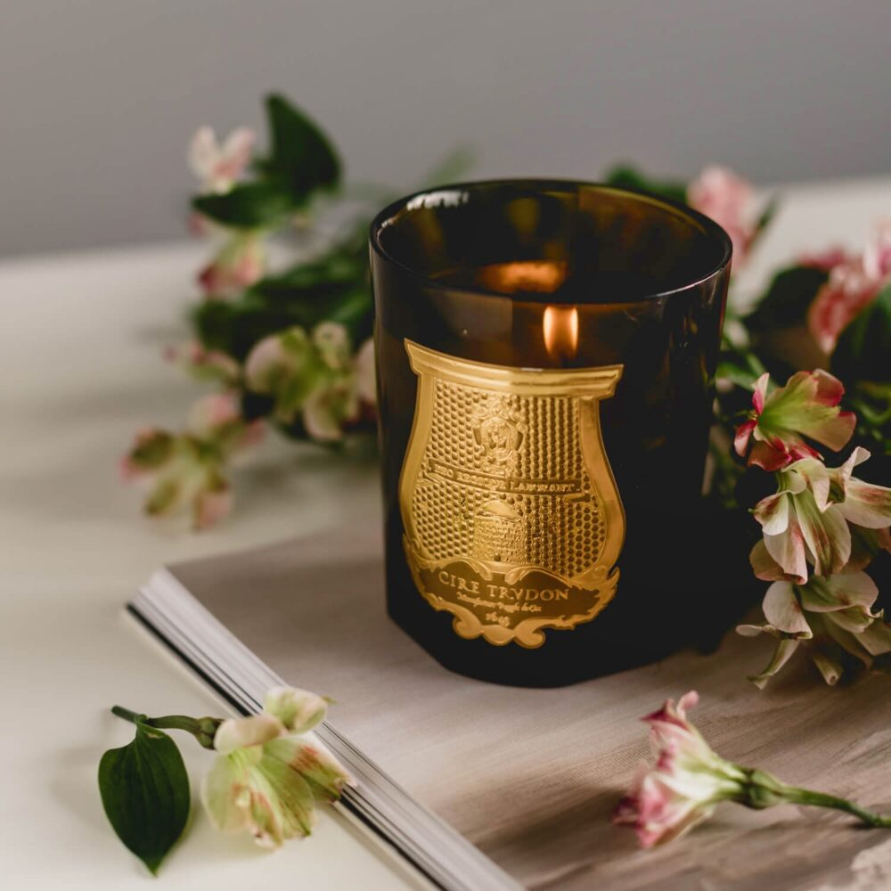 Mademoiselle De La Valliere Scented Candle by Cire Trudon
