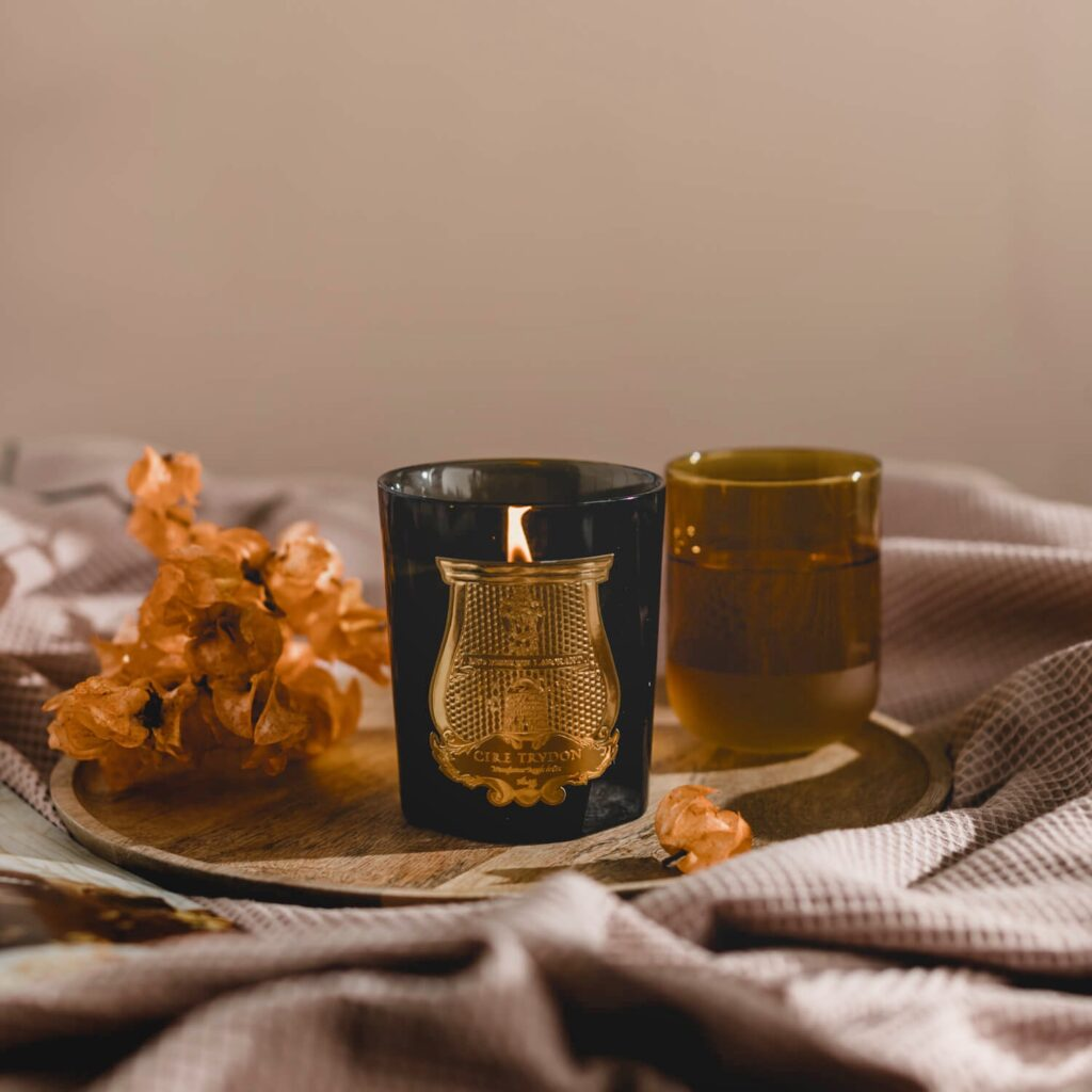 Autumn Scented Candle by Cire Trudon