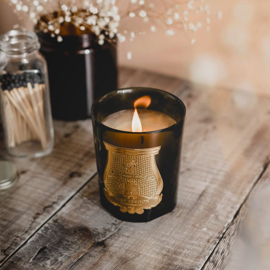 Spiritus Sancti Scented Candle by Cire Trudon