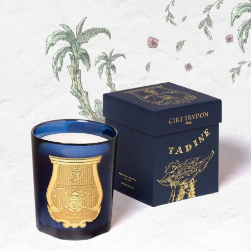 Tadine (Sandalwood) Scented Candle by Cire Trudon