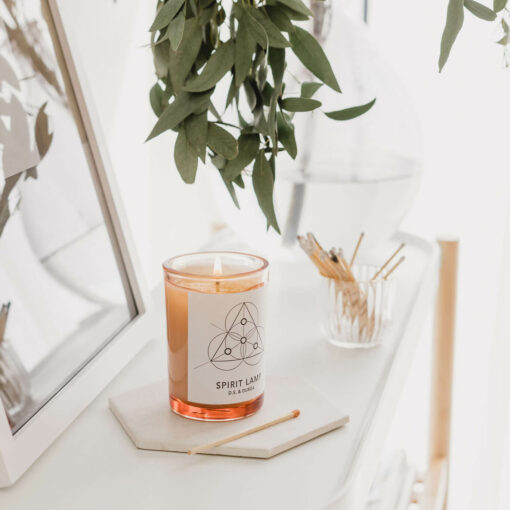 Spirit Lamp Candle by D.S. & DURGA