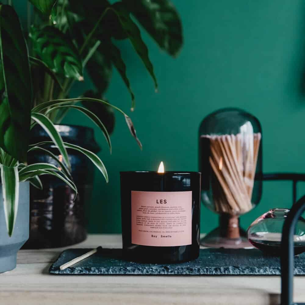 LES Scented Candle by Boy Smells