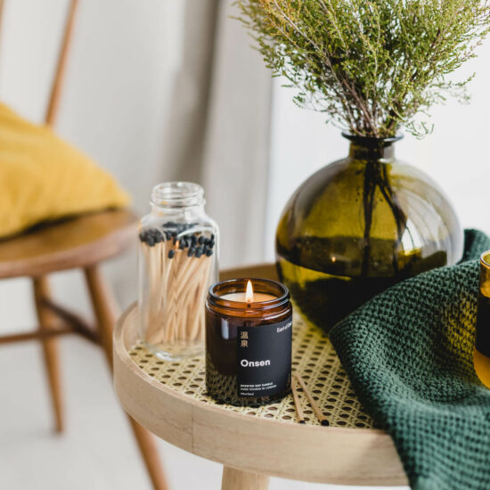 Onsen Scented Candle by Earl of East