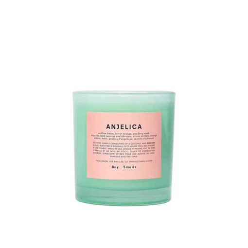 Anjelica Scented Candle by Boy Smells