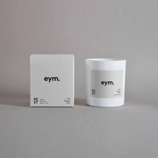Rest Scented Candle by Eym