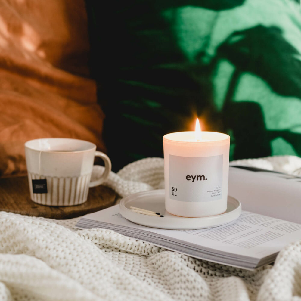 Soul Scented Candle by Eym