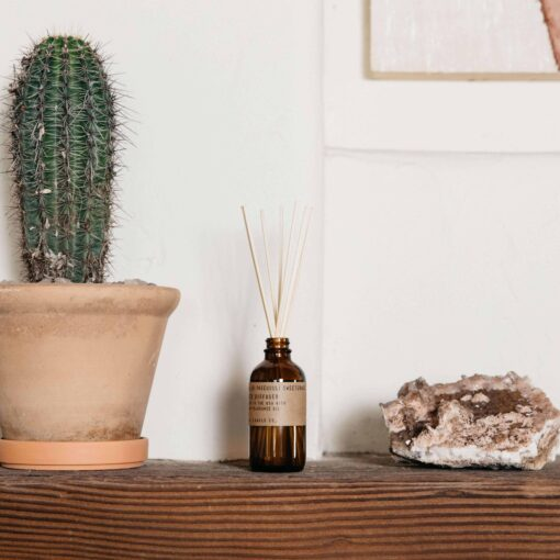 Patchouli Sweetgrass Reed Diffuser by P.F. Candle Co.