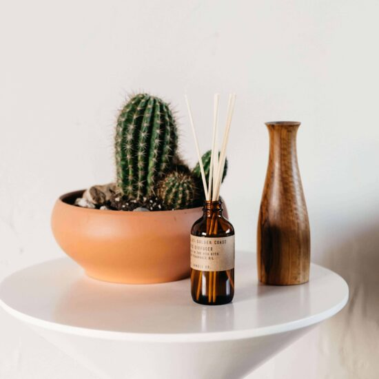 Golden Coast Reed Diffuser by P.F. Candle Co.
