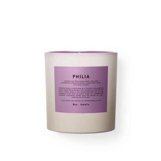 Philia Scented Candle by Boy Smells