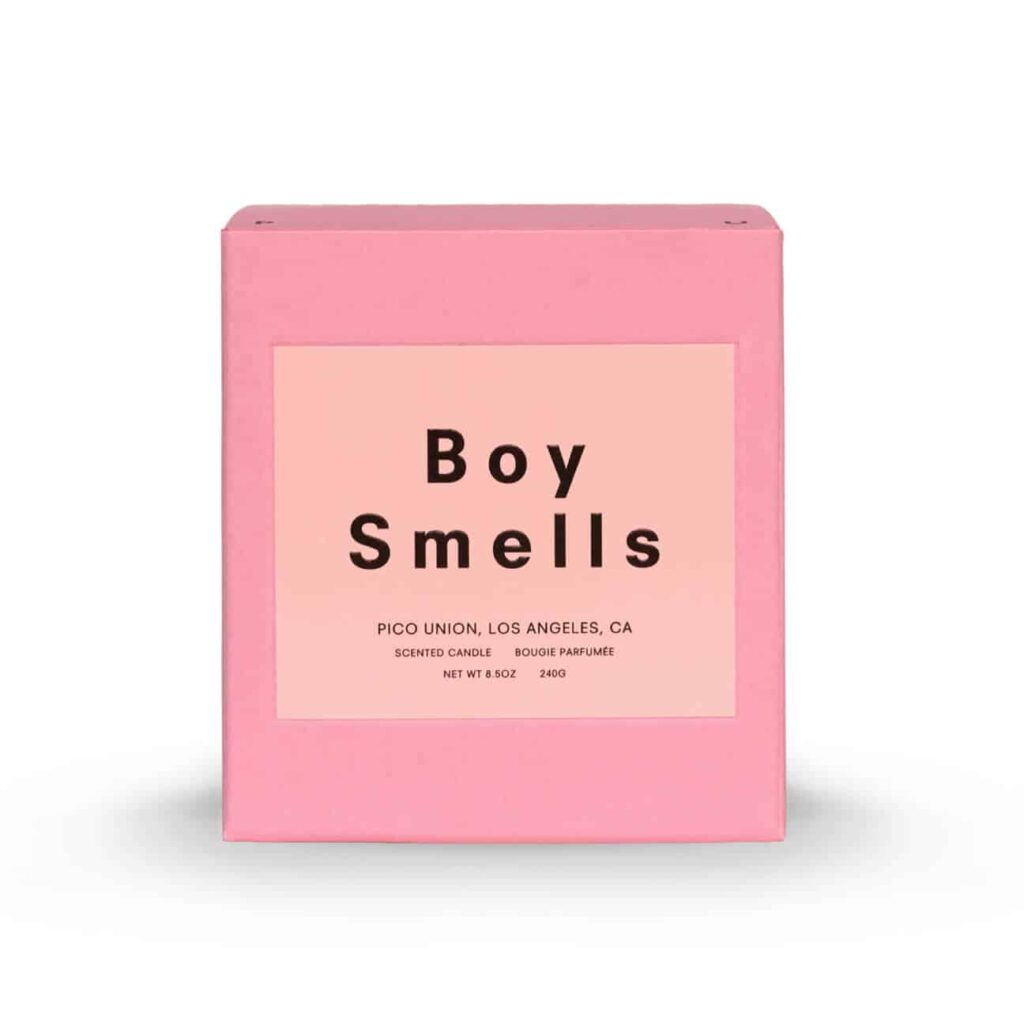 Cameo Scented Candle by Boy Smells // Pride Collection