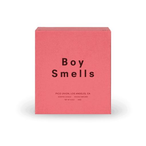 Damasque Scented Candle by Boy Smells // Pride Collection 1