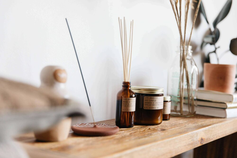 Candles, Diffusers or Incense: Which is best for you?