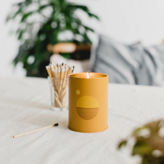 Golden Hour Candle by P.F. Candle Co