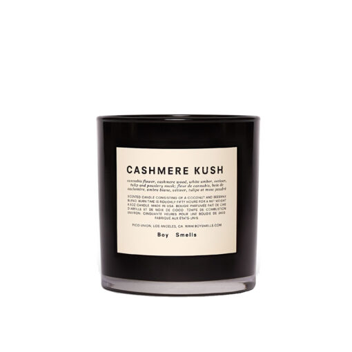Cashmere Kush Scented Candle by Boy Smells