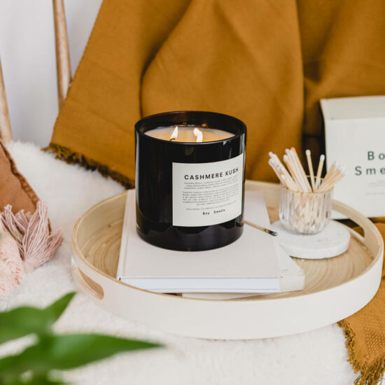 Cashmere Kush Candle by Boy Smells