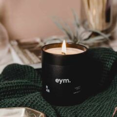 Mellow Scented Candle by Eym