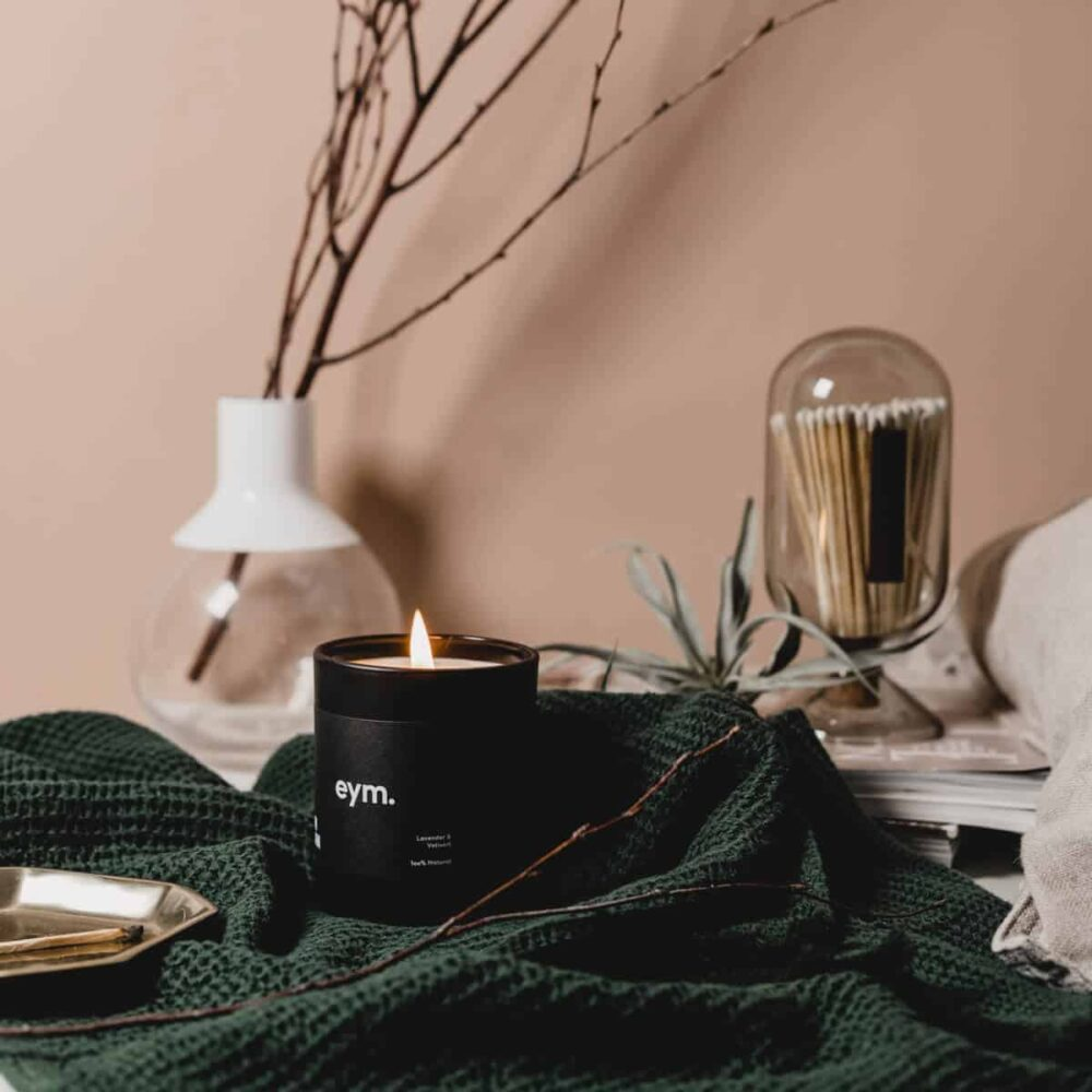 Man Scented Candle by Eym