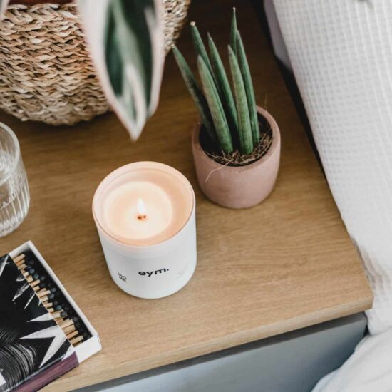 Home Scented Candle by Eym