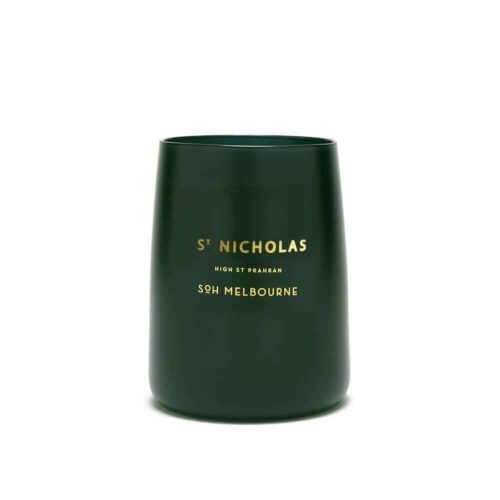 St Nicholas Scented Candle by SOH Melbourne