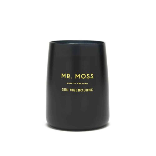 Mr. Moss Scented Candle by SOH Melbourne