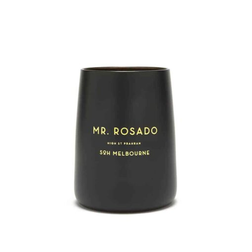 Mr. Rosado Scented Candle by SOH Melbourne