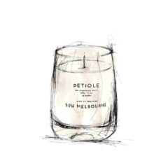 Petiole Scented Candle by SOH Melbourne