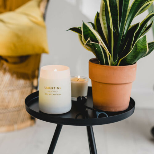 Libertine Scented Candle by SOH Melbourne