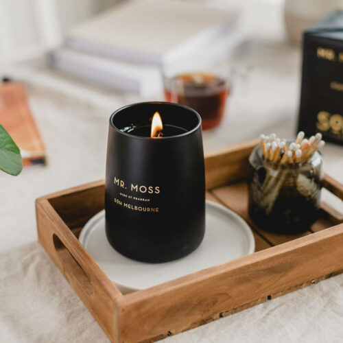 Mr. Moss Candle by SOH Melbourne