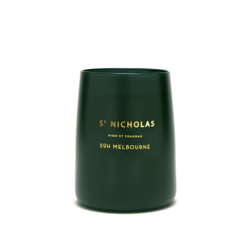 St. Nicholas Scented Candle by SOH Melbourne