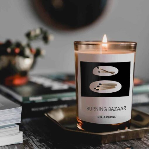 Burning Bazaar D.S. & Durga