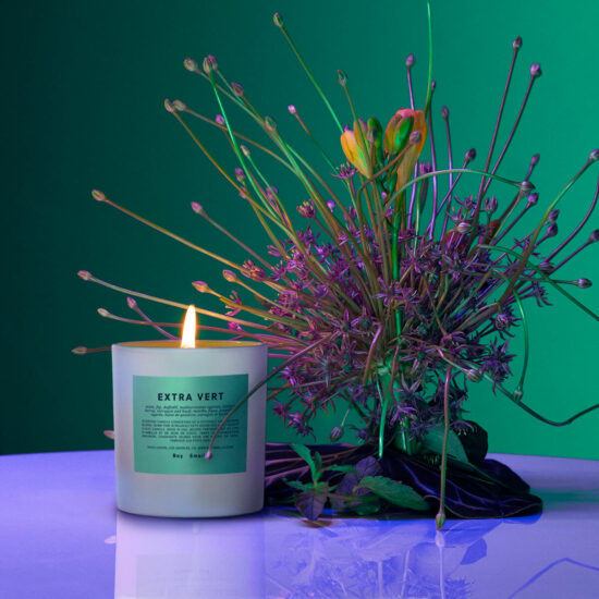PRIDE Extra Vert Scented Candle by Boy Smells