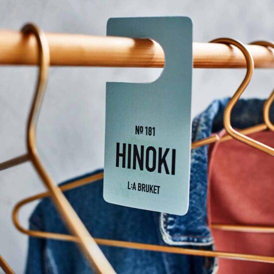 Hinoki Fragrance Tag by L:A Bruket