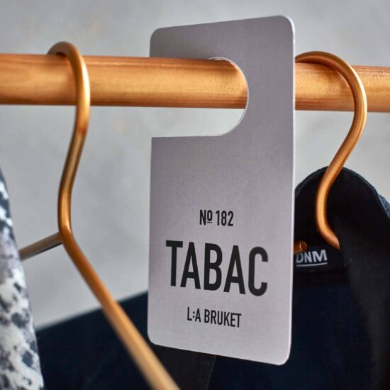 Tabac Fragrance Tag by L:A Bruket